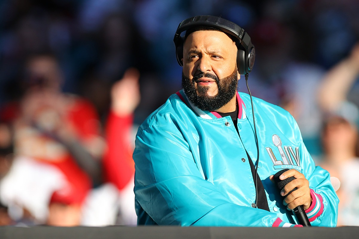 DJ Khaled Donates Over 10,000 Masks to Healthcare Workers