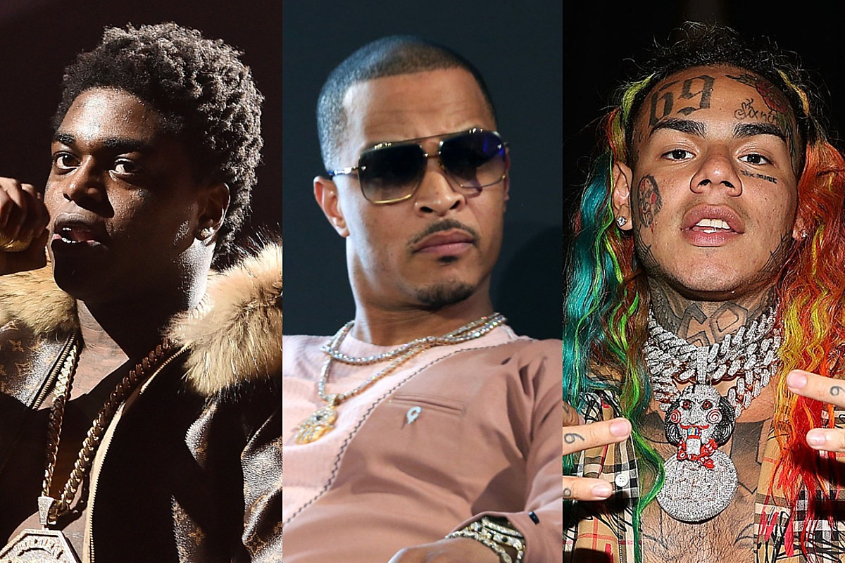 T.I. Says Free Kodak Black in Response to 6ix9ine Being Granted Early Release From Prison