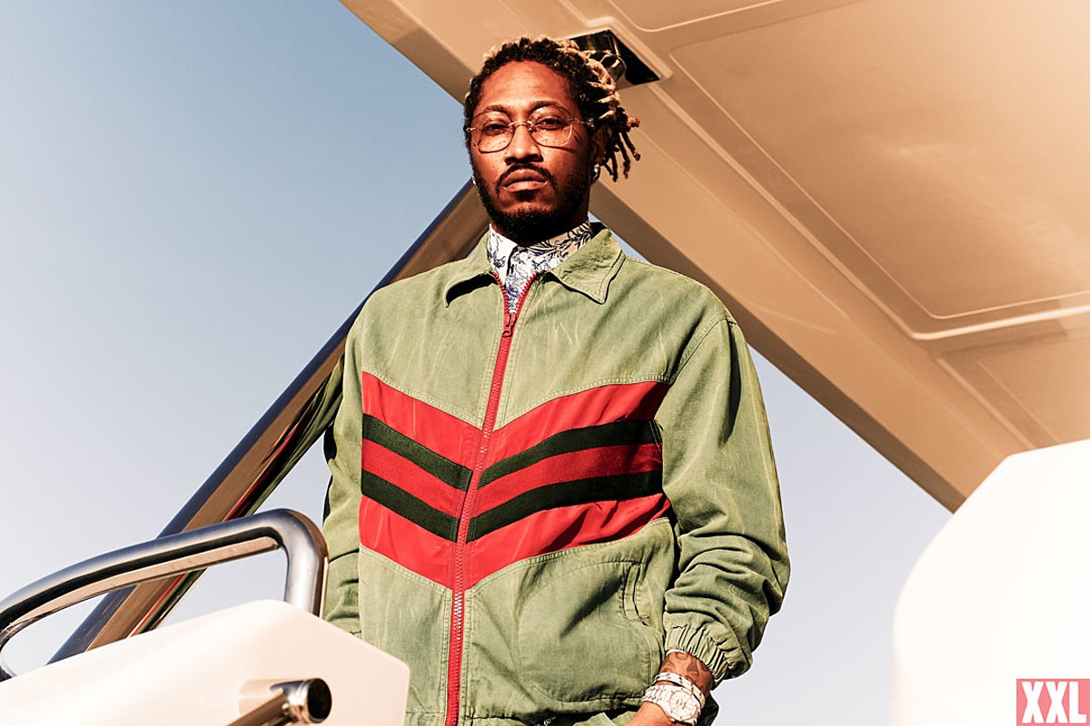 Future Interview: Read His Exclusive XXL Magazine Cover Story