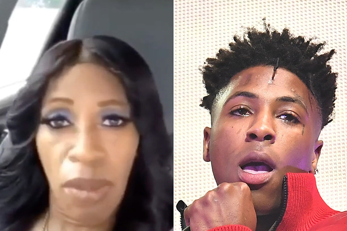 YoungBoy Never Broke Again's Mom Warns People to Stay Away From Her Son: Watch