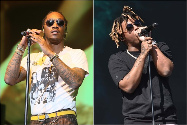 Future Shares His Thoughts On Rapping About Drug Use & Juice WRLD's Death
