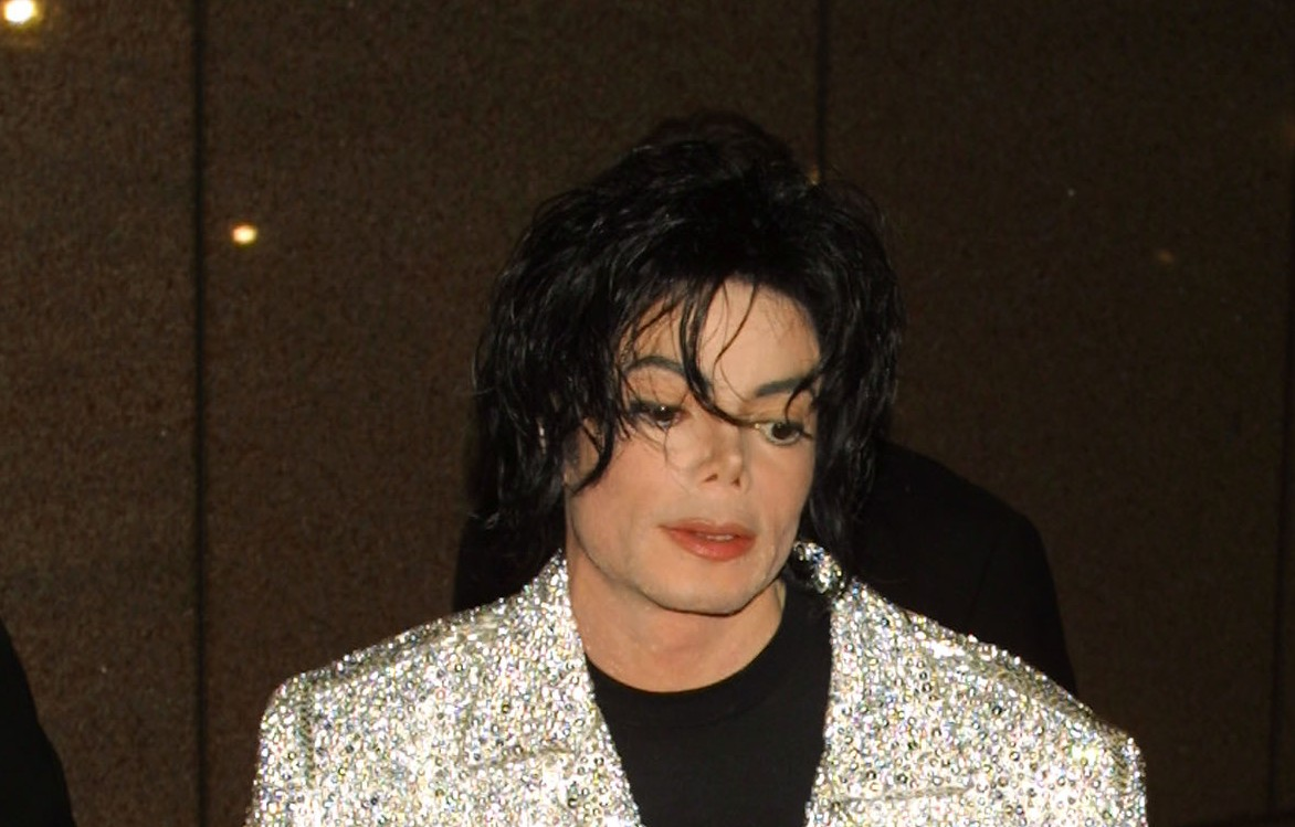 Michael Jackson's Famous White Glove Sells For A Fortune