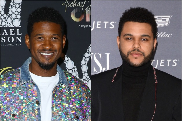 Usher Responds To The Weeknd With #ClimaxChallenge