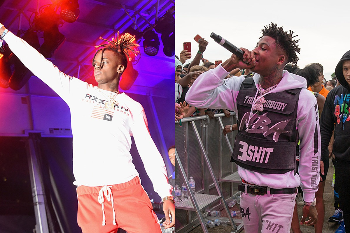 """JayDaYoungan Disses YoungBoy Never Broke Again's Crew in New Song """"38k (Facts)"""": Listen"""