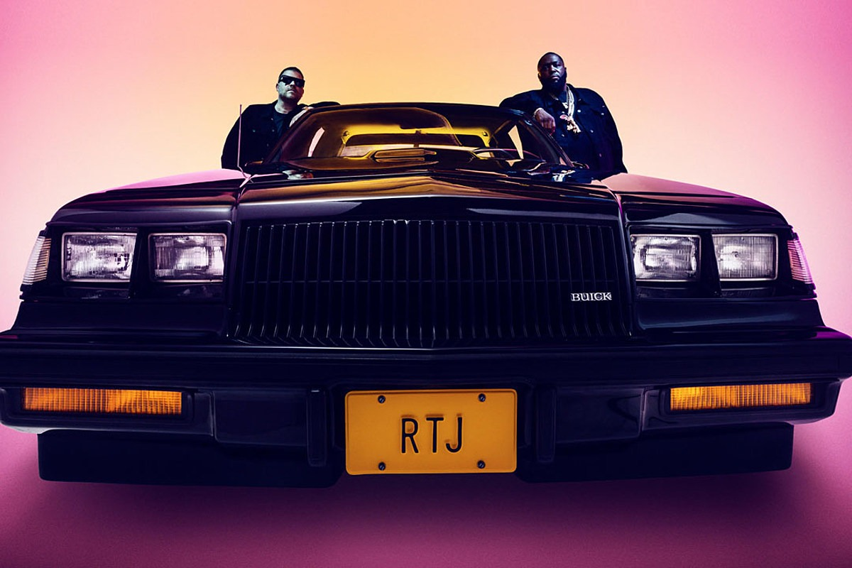 "Killer Mike and El-P Are the ""Joe Exotic of the Rap World,"" Promise New Album Will Punch You in the Face"