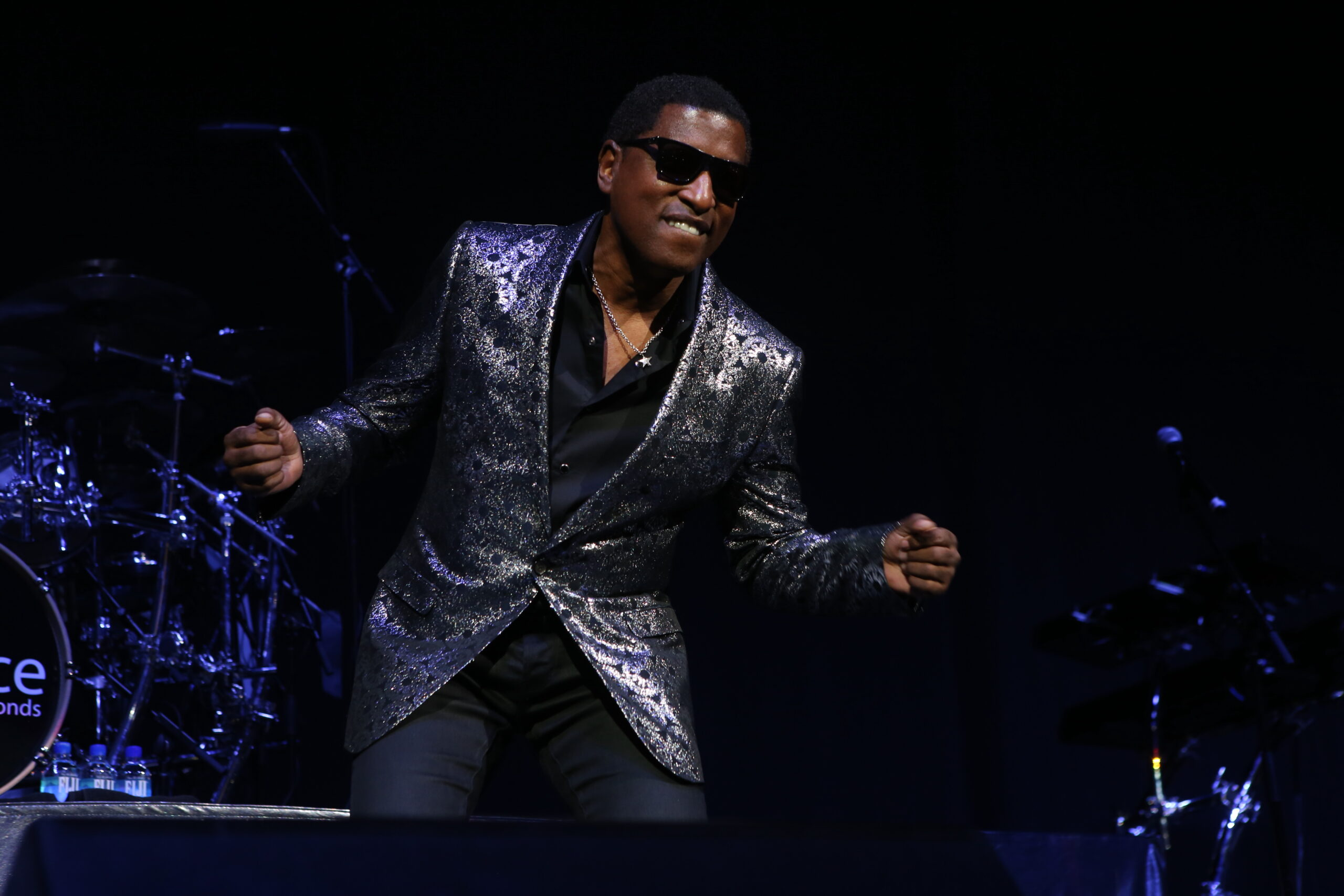 Coronavirus Can't Stop Babyface From Battling Teddy Riley