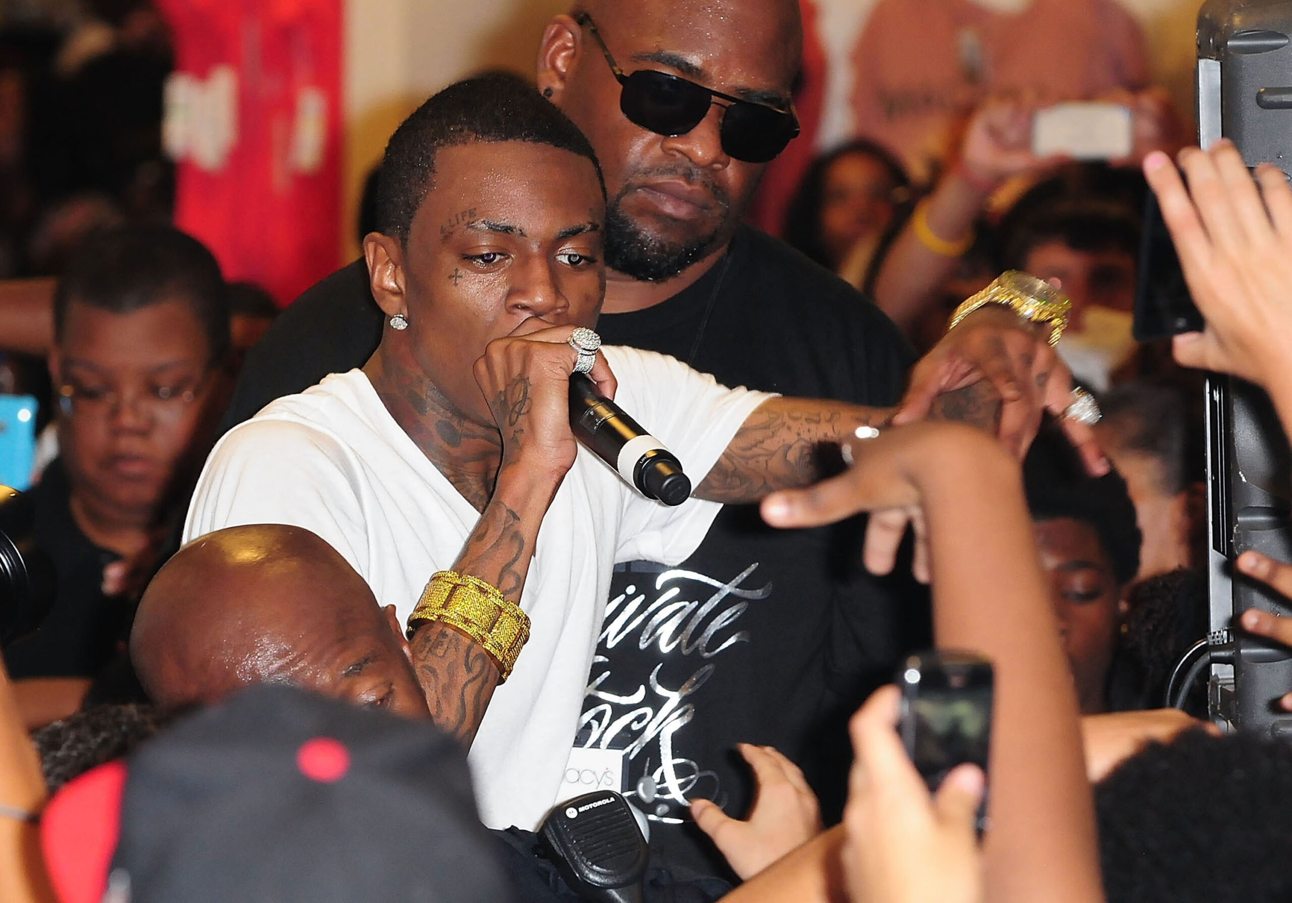 Soulja Boy's Manager Miami Mike Thanks Hospital After Surviving COVID-19