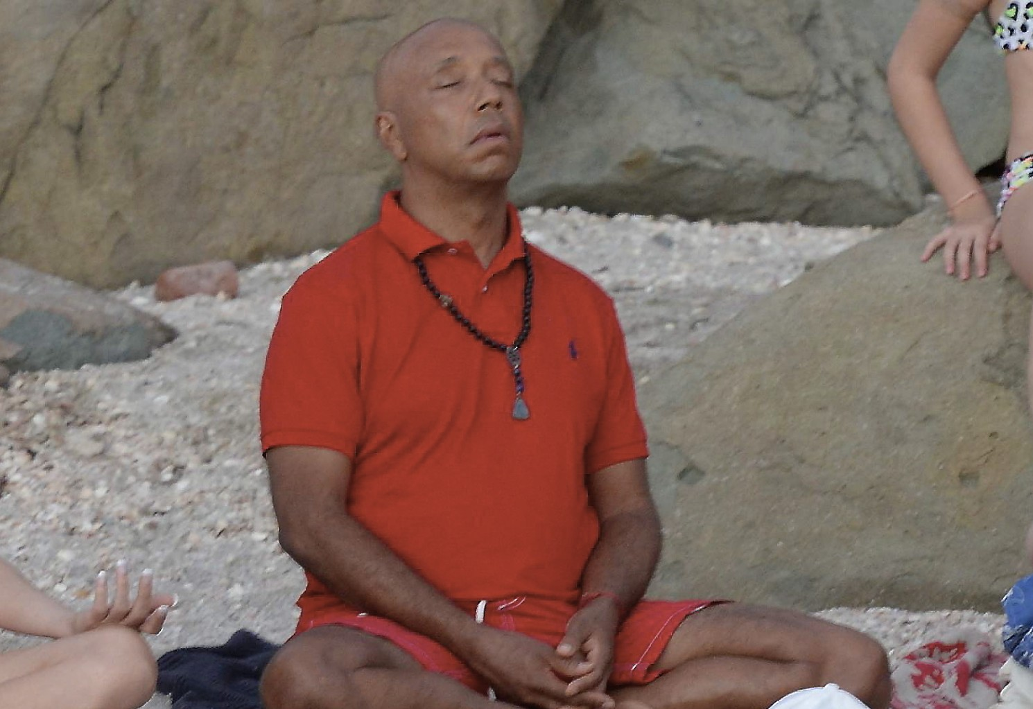 "Russell Simmons Launching New Podcast ""Lifestyles Of Hip Hop Yogi"""