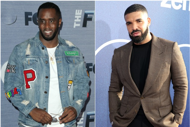 Diddy Names Drake As Part Of His Official Top 5 Rappers List