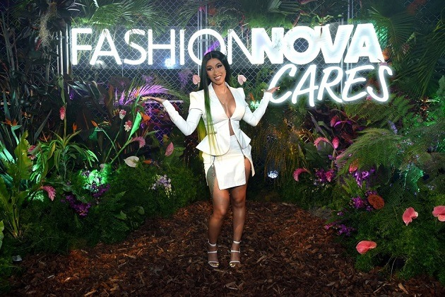 Cardi B Responds To Critic Accusing Her Of Lying About $1 Million Fashion Nova Giveaway