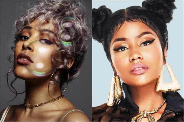 "Doja Cat Slams ""Immature"" Nicki Minaj Stans On Twitter"