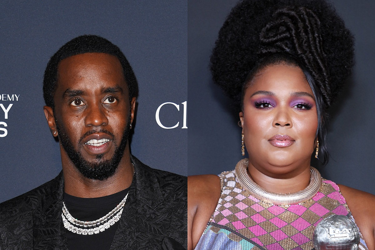 Diddy Cuts Off Lizzo After Twerking on His Instagram Live, Fans Accuse Him of Fat Shaming