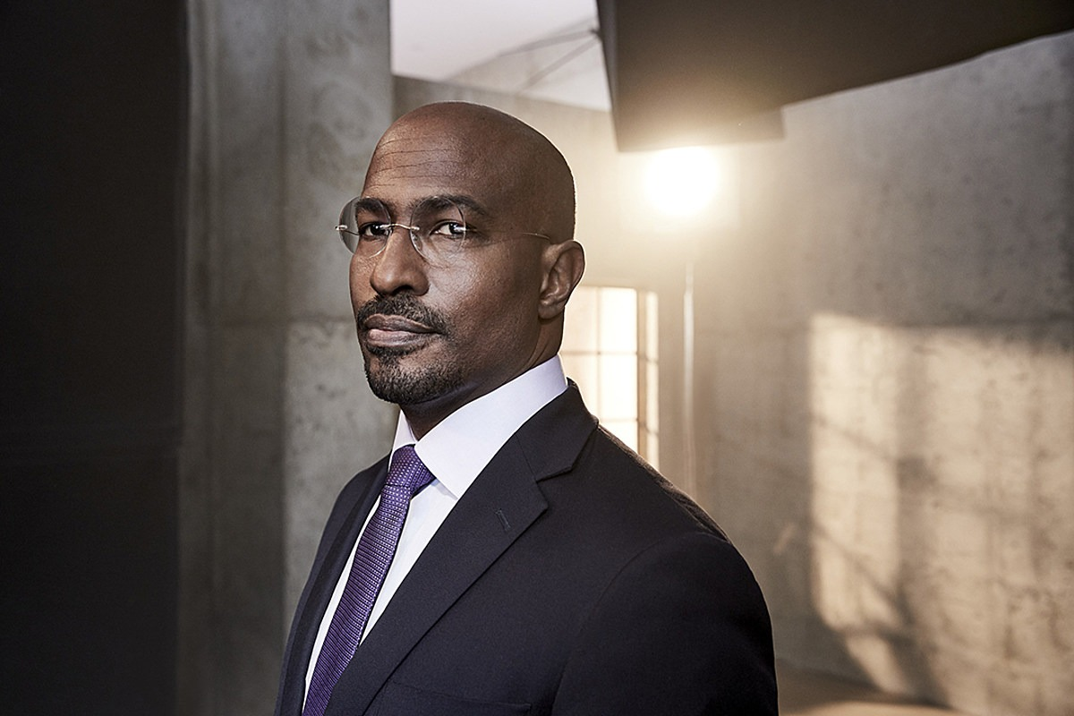 Van Jones Fights for Civil Rights and Loves Hip-Hop