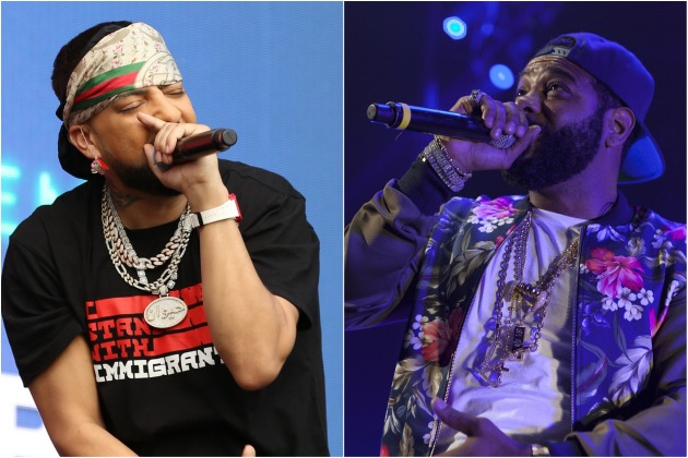 French Montana Challenges Jim Jones To Hits Battle On Instagram Live