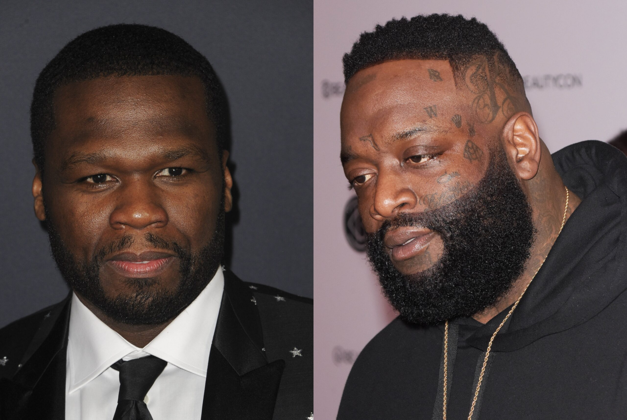 EXCLUSIVE: 50 Cent's Deposition Date For Rick Ross Finally Confirmed