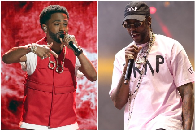 "Big Sean Addresses 2 Chainz Claiming To Have The Best Verse On ""Mercy"""