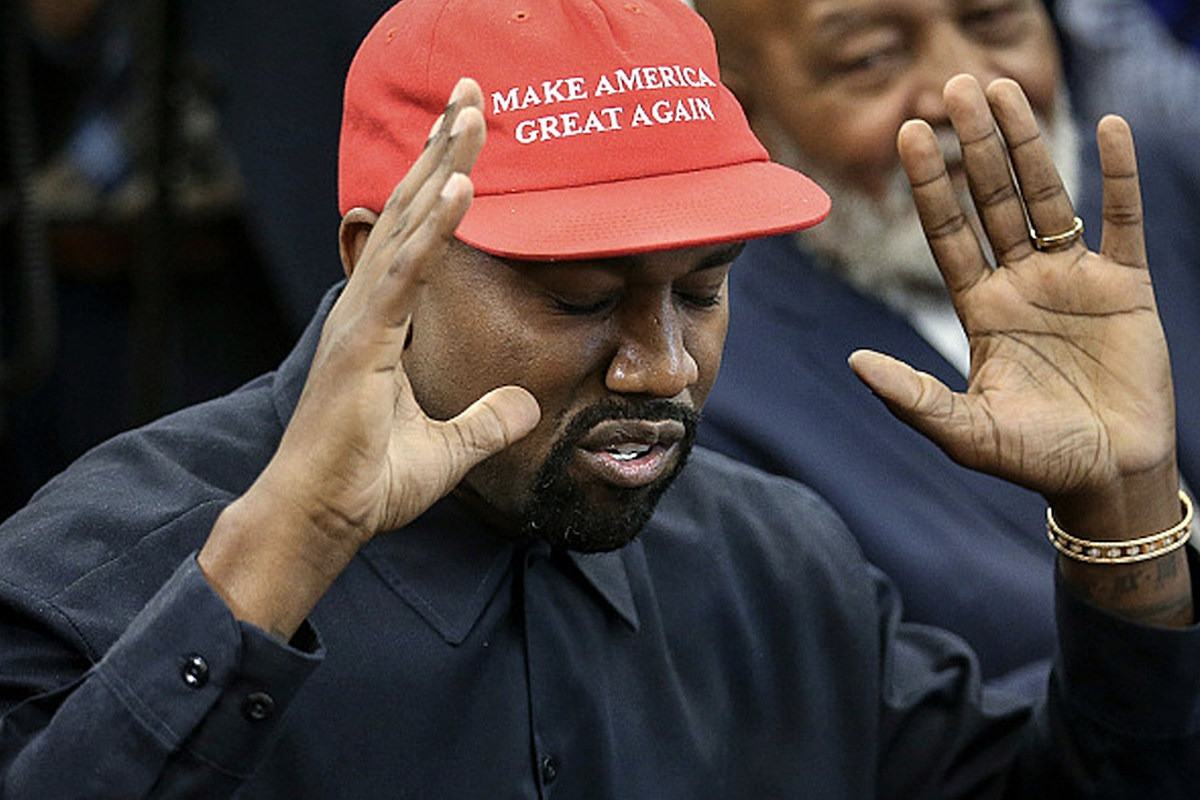 """Kanye West on Upcoming Presidential Election: """"We Know Who I'm Voting On"""""""