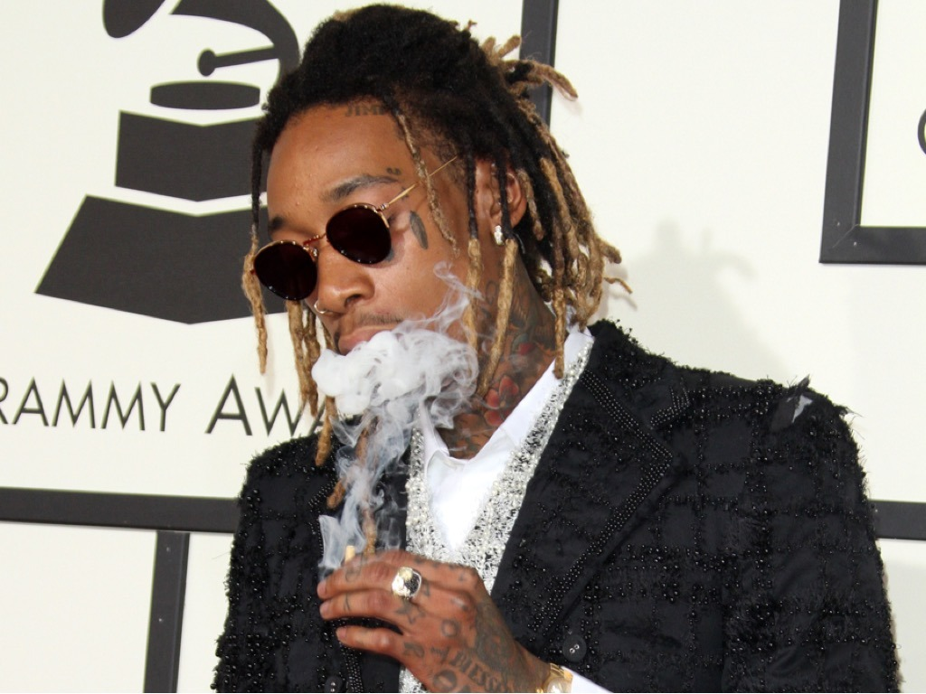 Wiz Khalifa, Cam'ron, Dave East Taking Part In World's Biggest Smoke Session