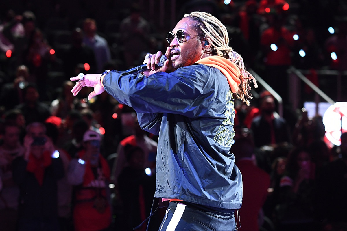 Future's Purple Reign Mixtape Is on Streaming Services