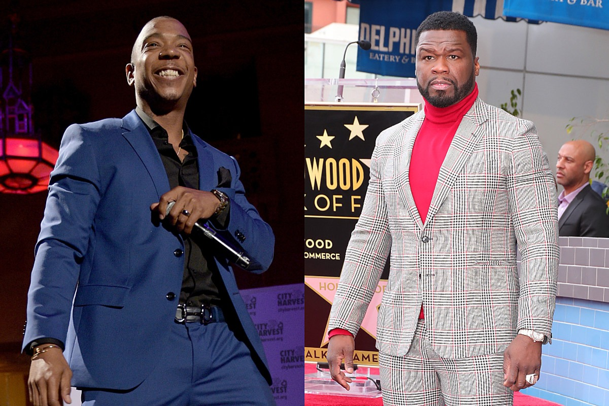 Ja Rule Claims He Influenced 50 Cent's Music