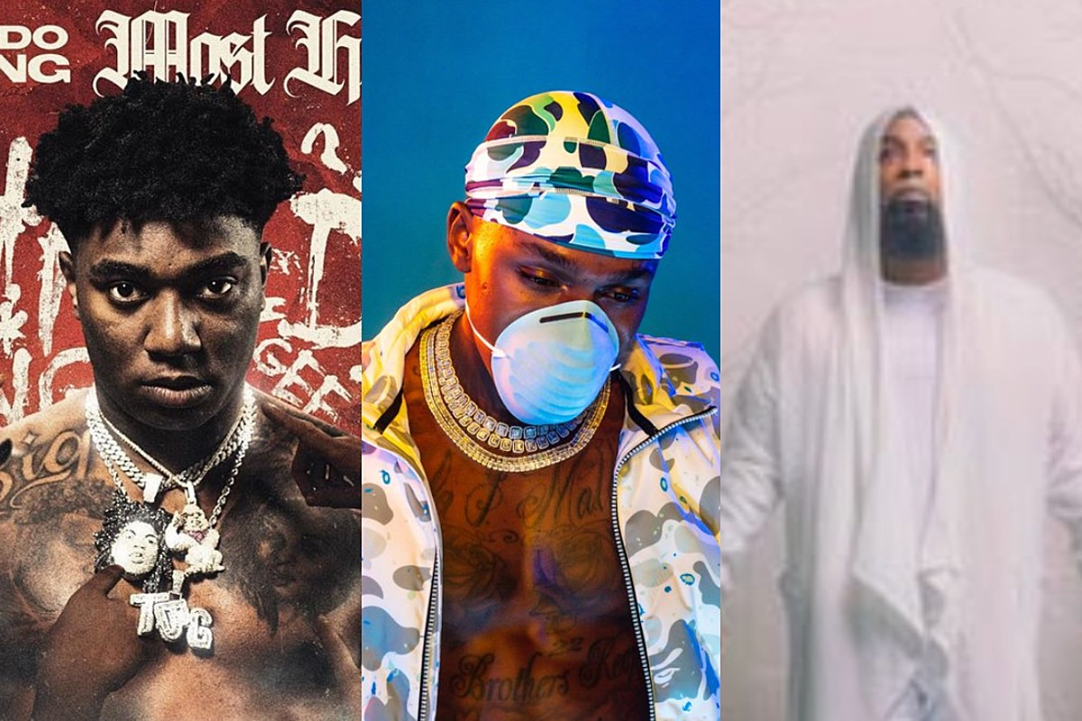 DaBaby, Fredo Bang, Tech N9ne and More: New Projects This Week