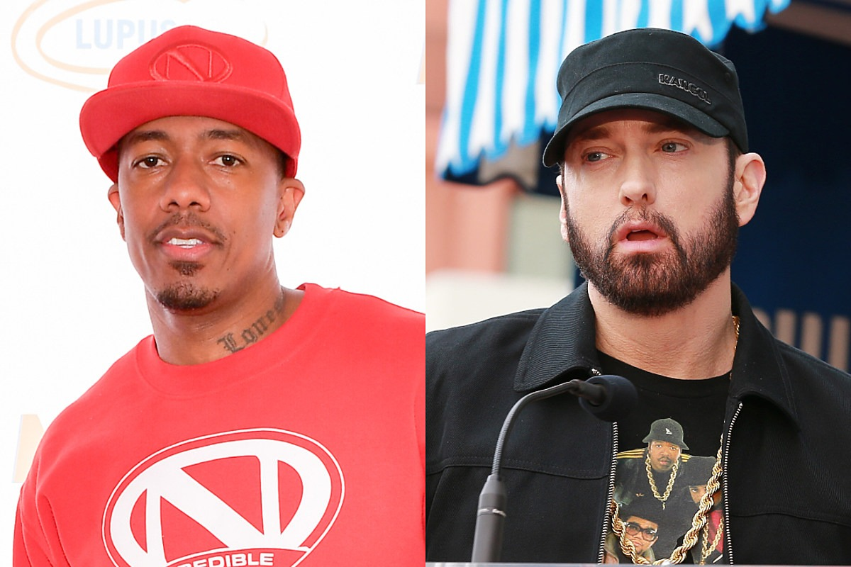 "Nick Cannon Thinks Eminem ""Knows Better"" Than to Say Anything About Him Now"