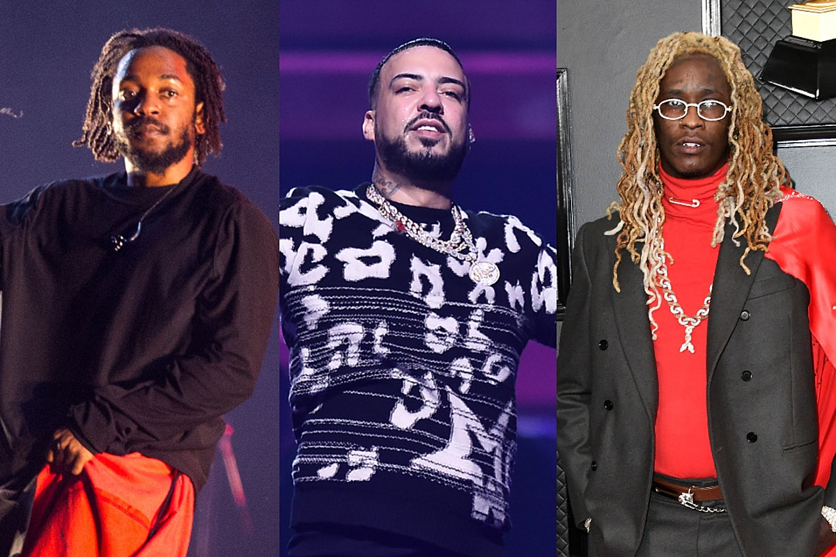 French Montana Claims He Has More Hits Than Kendrick Lamar, Young Thug Calls Him Out For It
