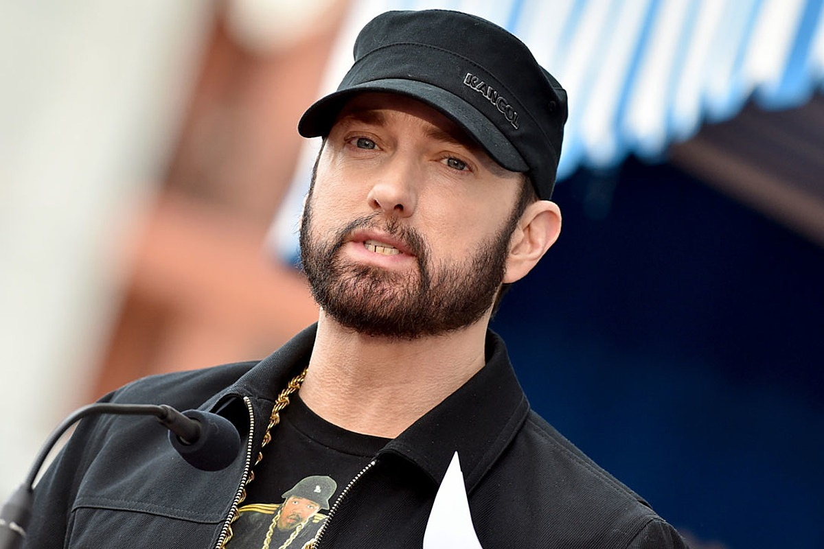 Eminem Donates Cups of Mom's Spaghetti to Detroit Hospital Workers