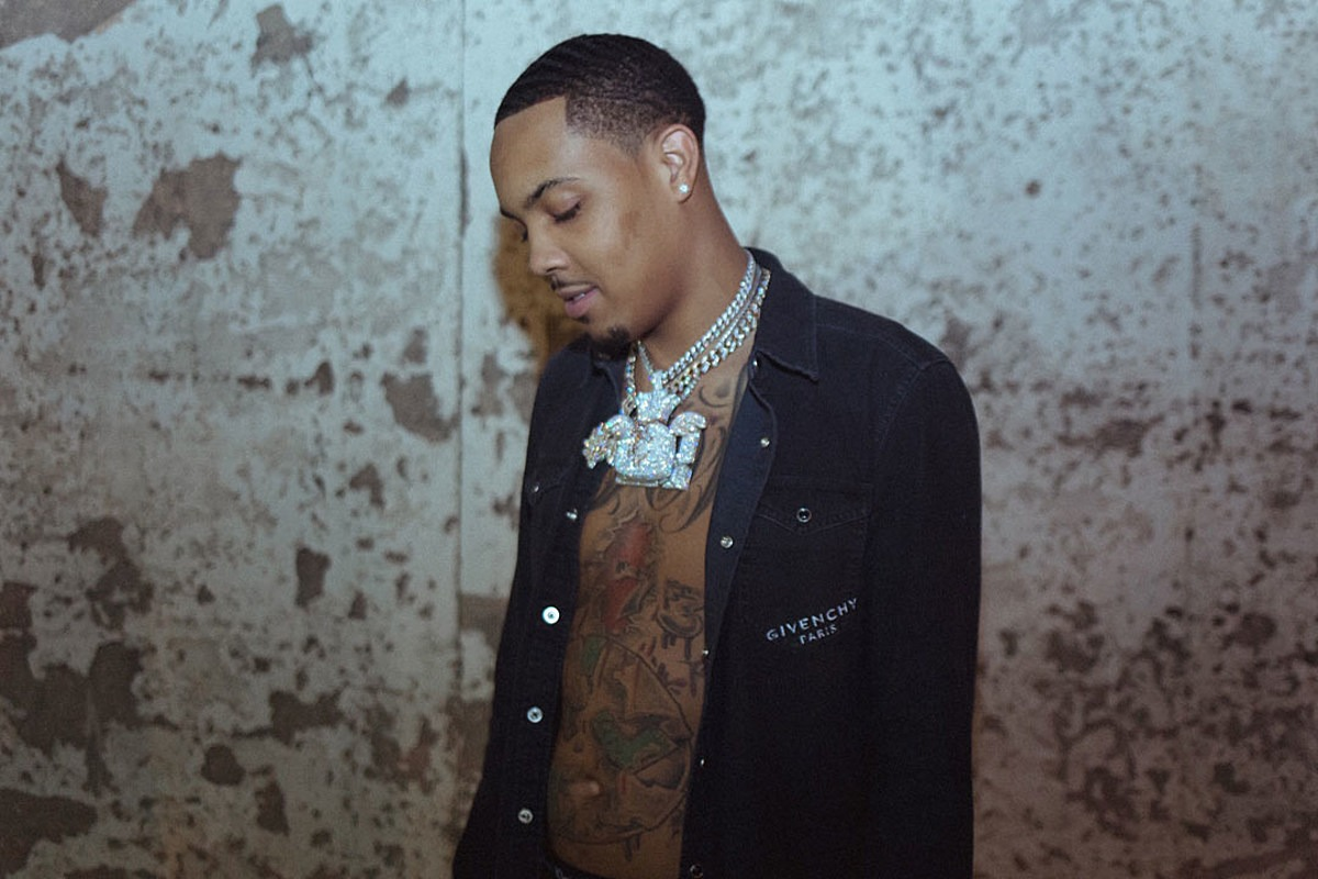 G Herbo Is Inspired by Jay-Z & Meek Mill, Wants to Help Community