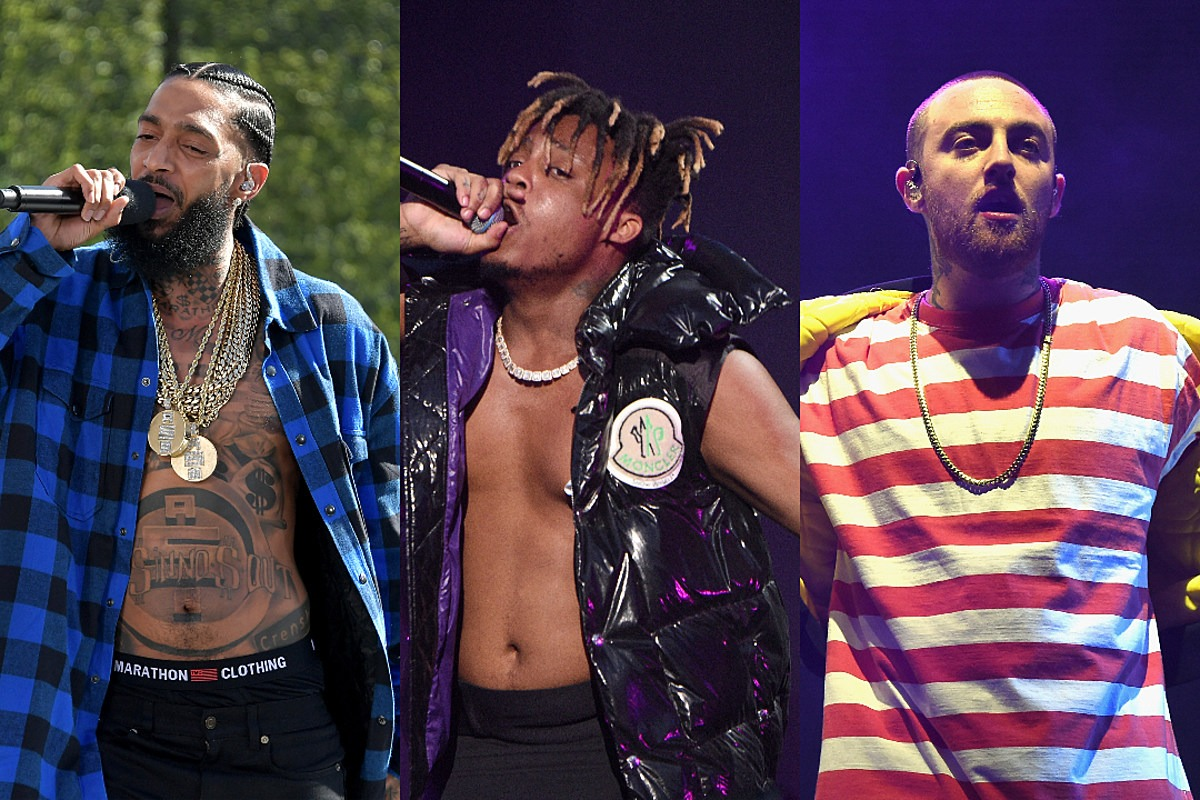Here Are the First Posthumous Songs Rappers Released After Death