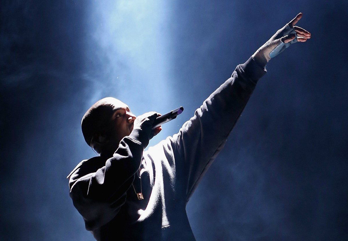 Kanye West Becomes a Billionaire, Reports Forbes