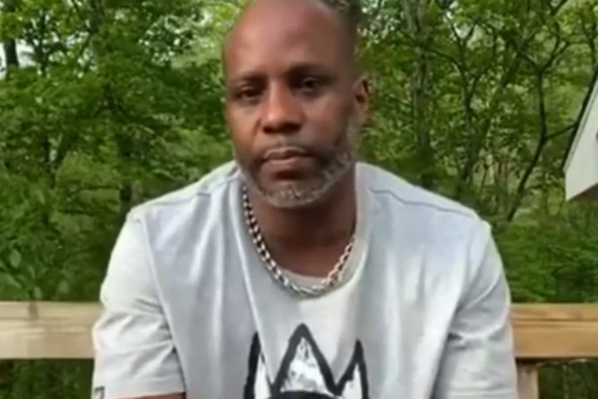 DMX Hosts Bible Study on Instagram and People Can't Get Enough