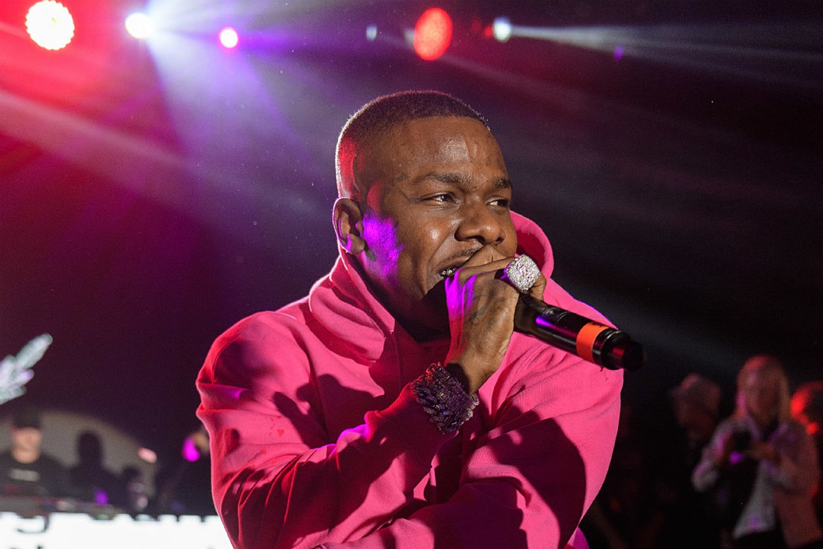 DaBaby's Blame It on Baby Album Debuts at No. 1