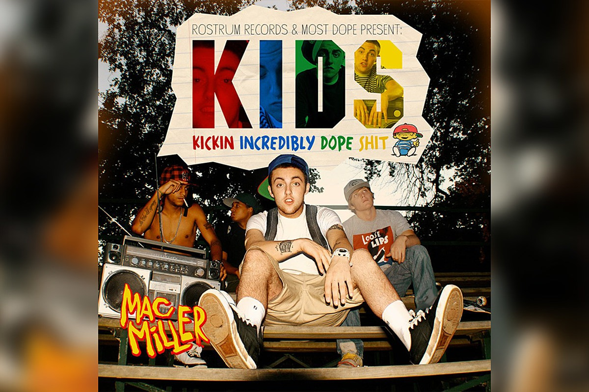 Mac Miller's K.I.D.S. Mixtape Is Now on Streaming Services