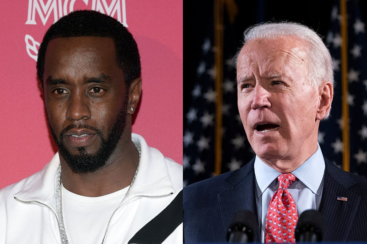 Diddy Claims He Won't Vote for Joe Biden If He Doesn't Change Quality of Life for Black and Brown Community