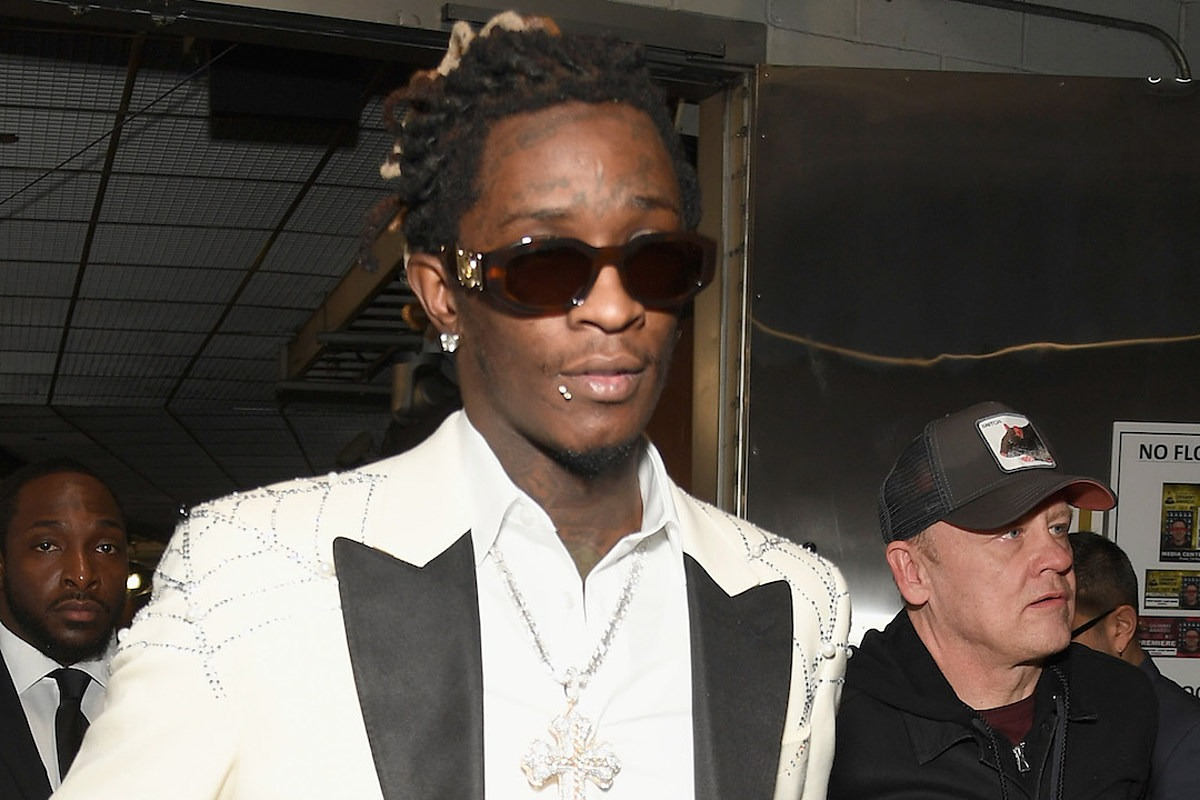 Young Thug Claims He Almost Died After Suffering Liver and Kidney Failure