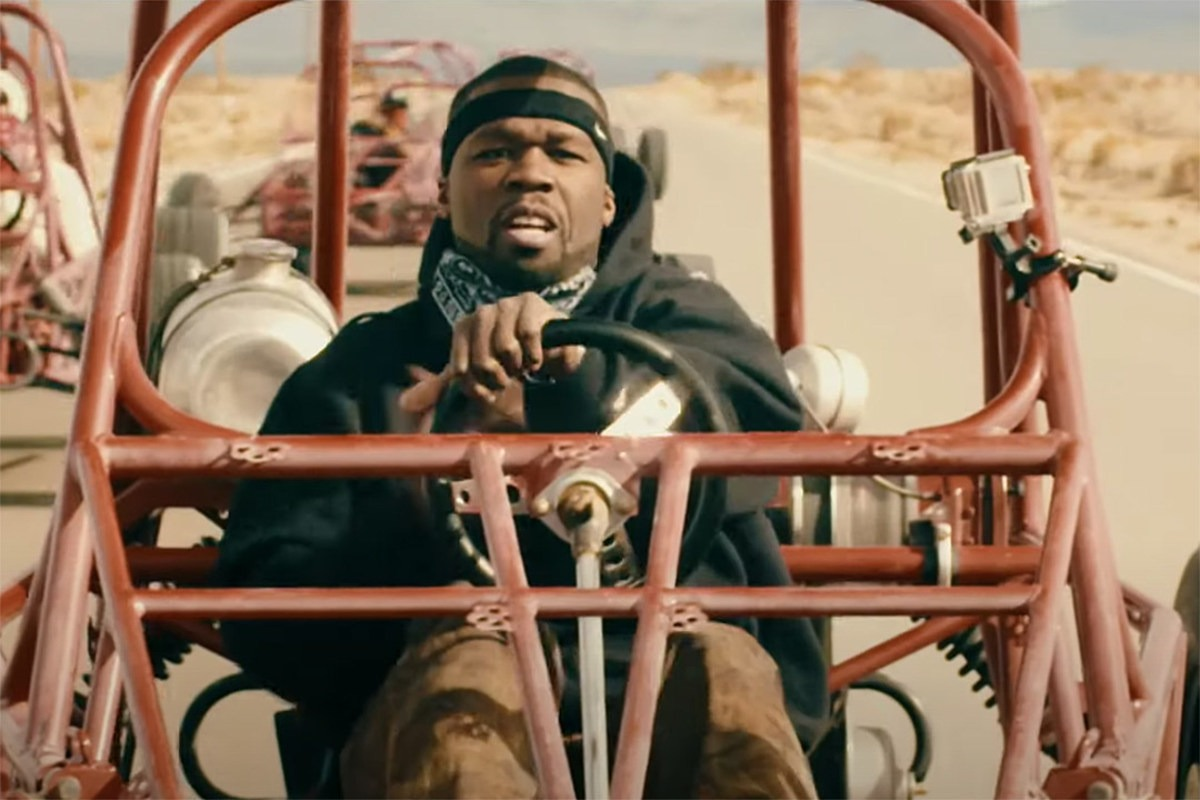 """50 Cent Releases Chief Keef's """"Hate Bein' Sober"""" Music Video That Keef Never Appeared in: Watch"""