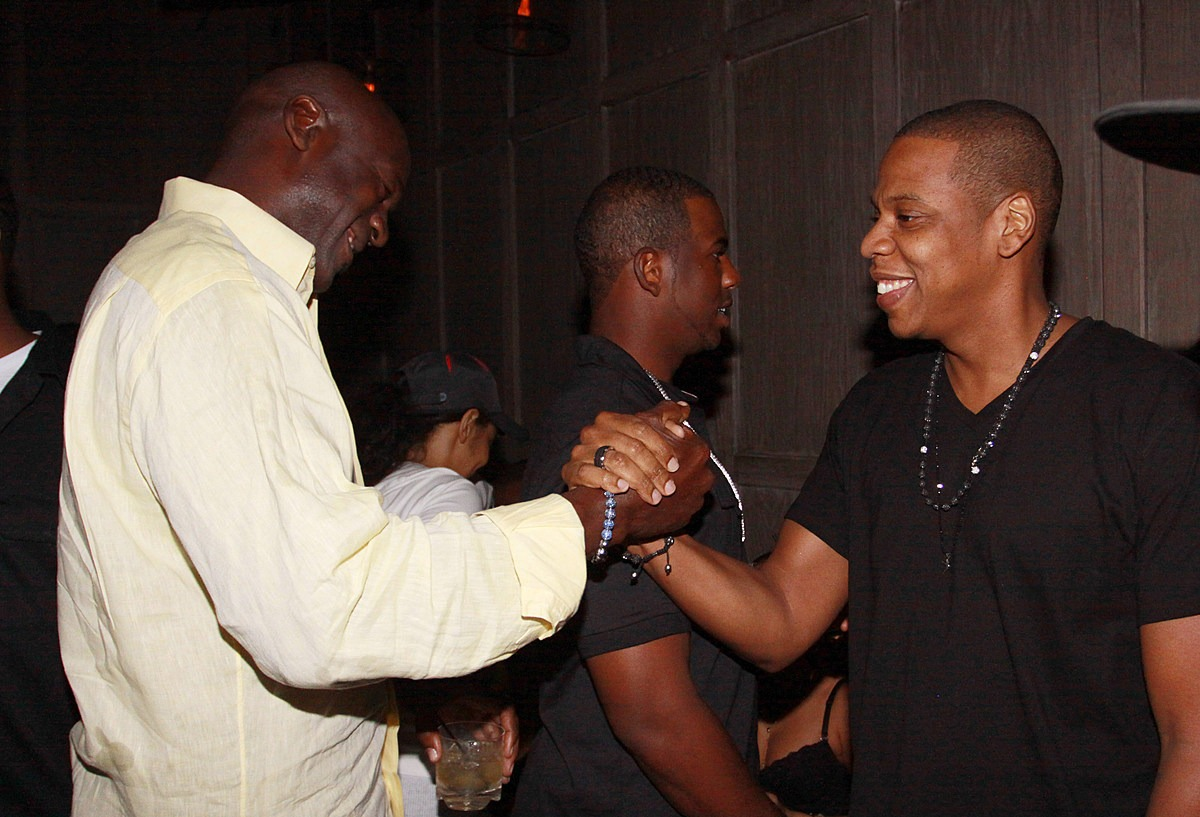 Photos of Michael Jordan With Your Favorite Rappers Over the Years