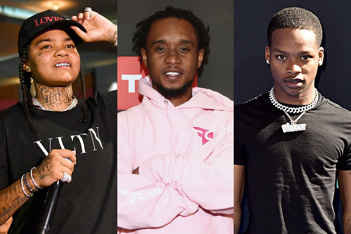 Rappers Weigh In on Why Fitness Matters During Quarantine