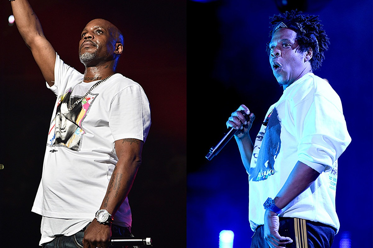 DMX Says He's Down to Battle Jay-Z Hit for Hit