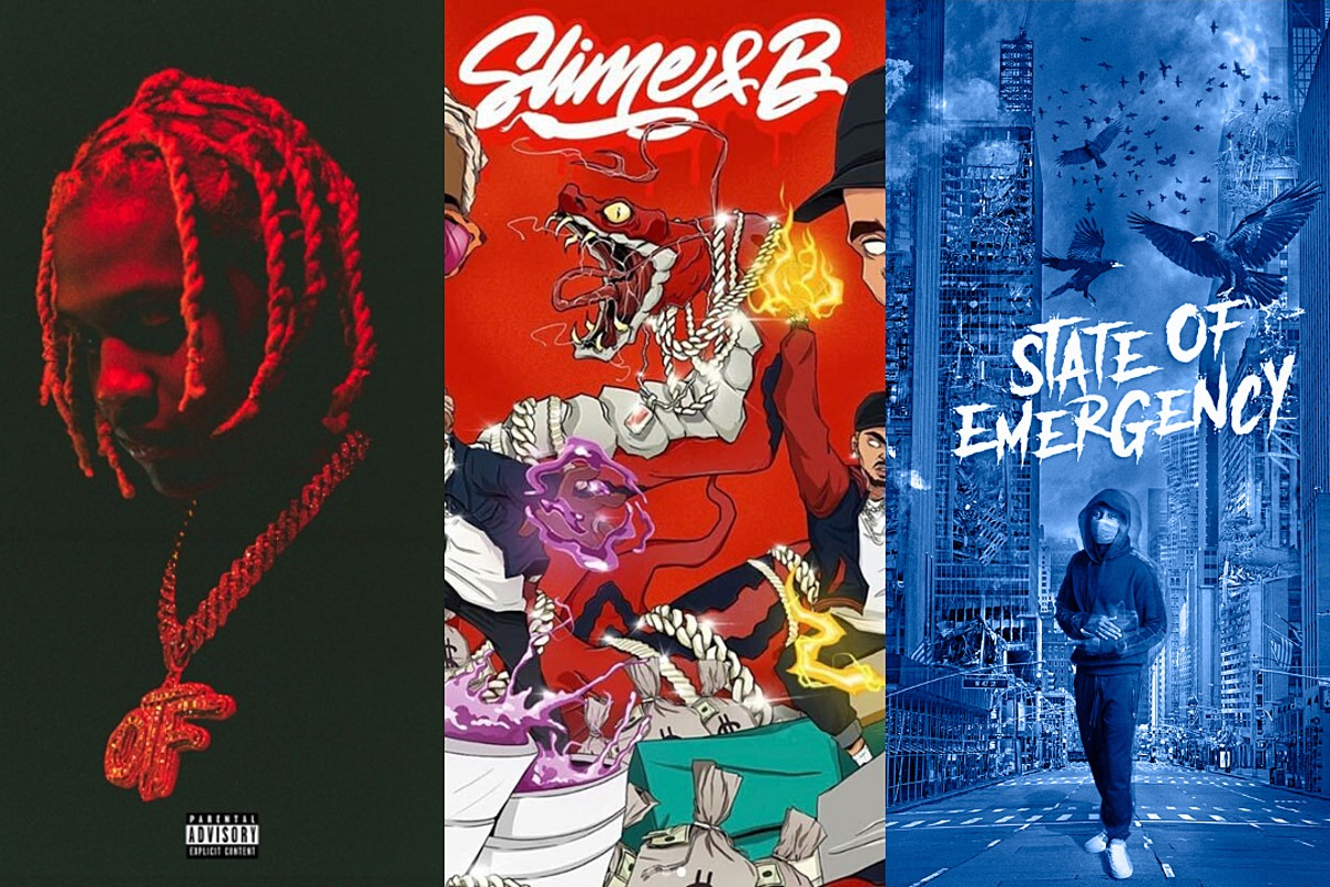Chris Brown, Young Thug, Lil Durk, Lil Tjay and More: New Projects This Week