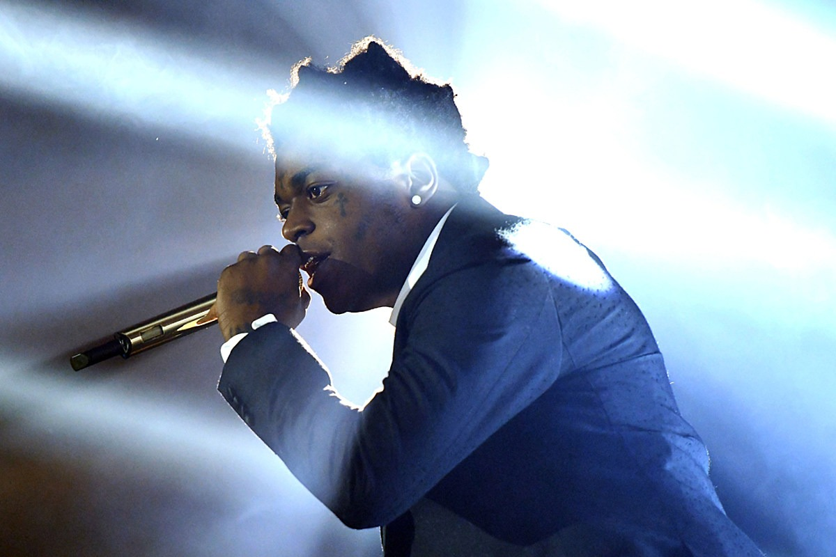 Kodak Black's Lawyer Files Motion to Get Him Removed From Maximum Security Prison