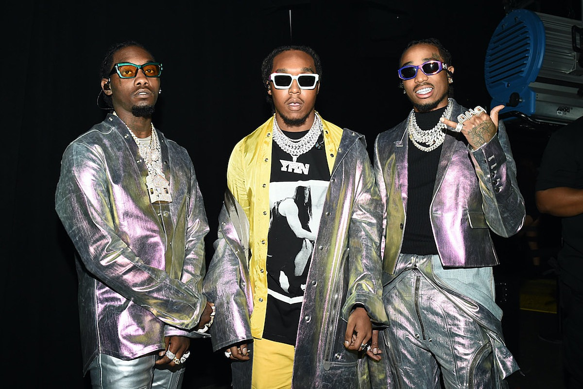 "Migos Drop New Song ""Racks 2 Skinny"": Listen"