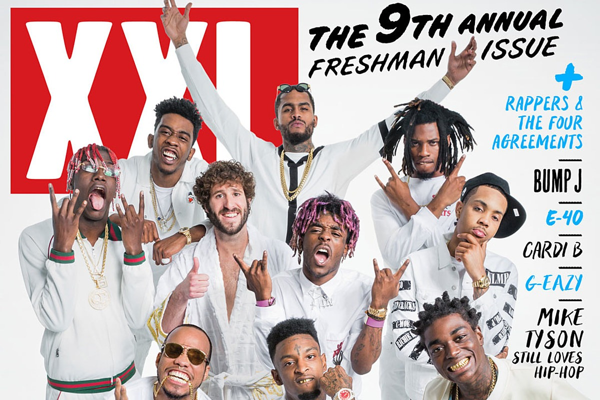 Here Are 50 Facts About the 2016 XXL Freshman Class