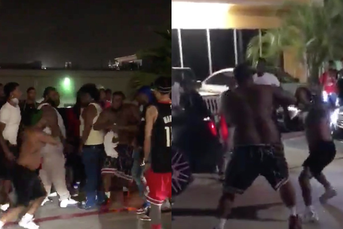 Maxo Kream Gets Into Fight With Rizzoo Rizzoo: Watch