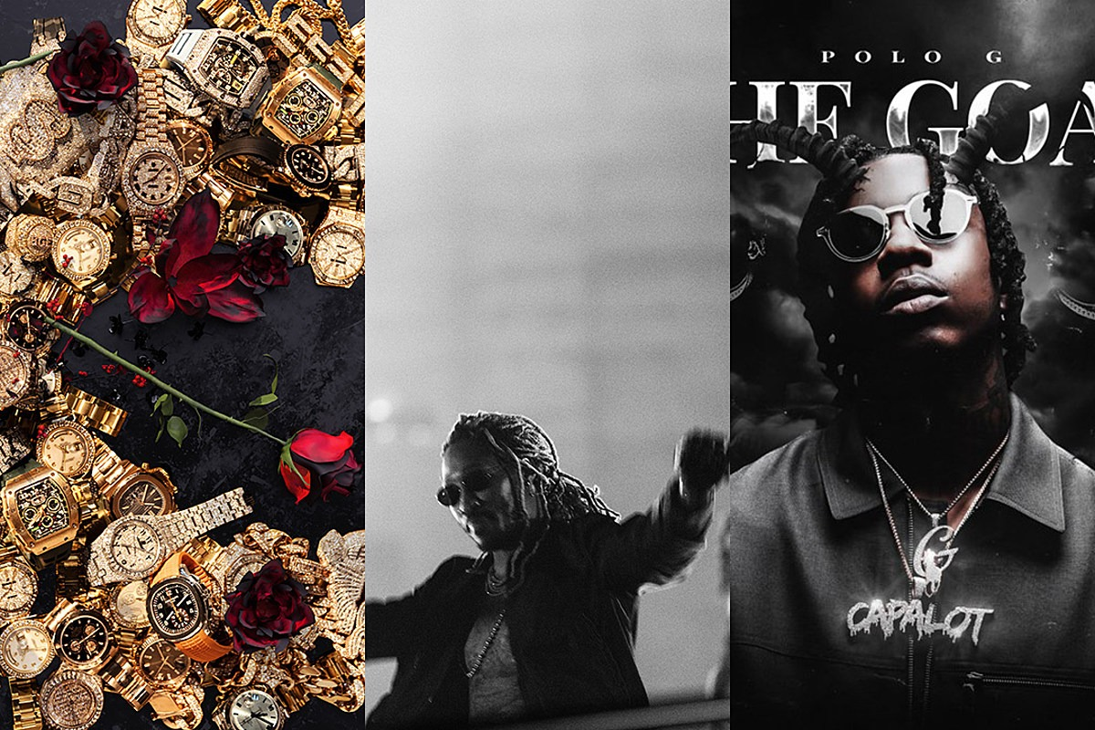 Future, Moneybagg Yo, Polo G and More: New Projects This Week