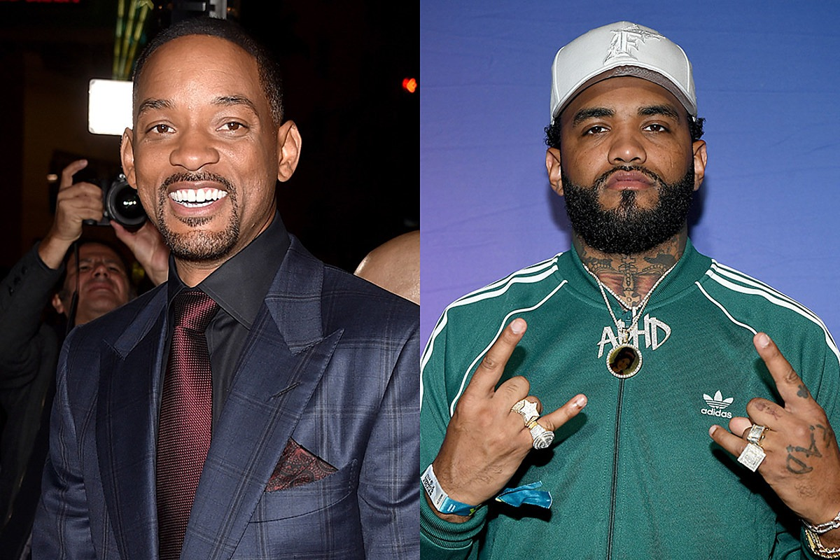 "Will Smith Fans Can't Get Over How Good His Feature Is on Joyner Lucas' New Song ""Will (Remix)"""