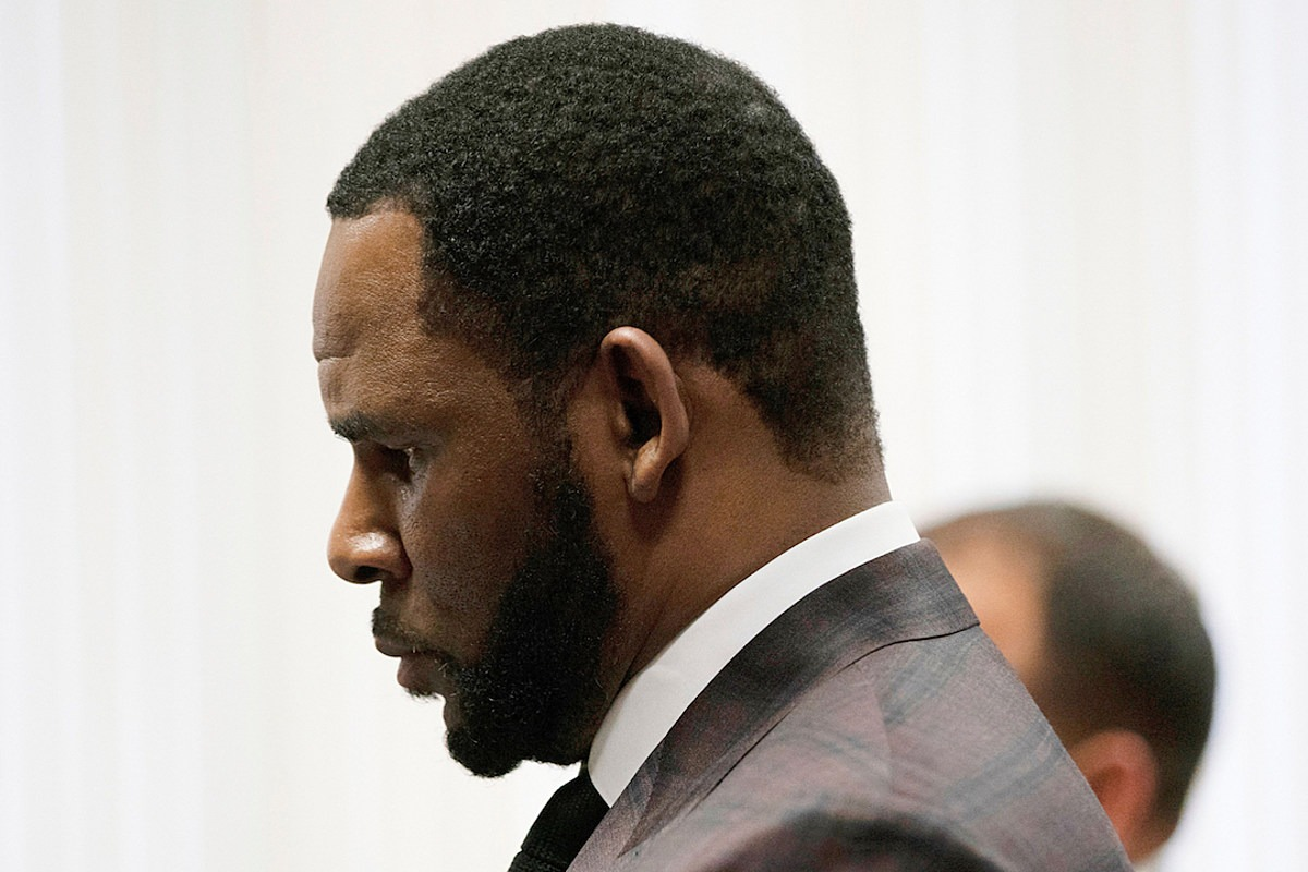 Judge Denies R. Kelly's Third Request to Be Released From Prison Due to Coronavirus