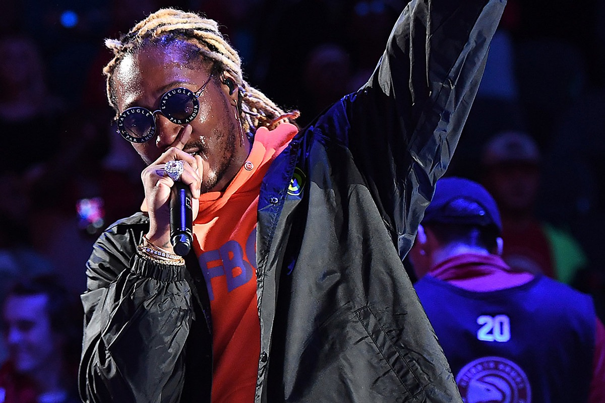 Future Claims He Found the Recipe to Cross Over From Trap Music to Pop
