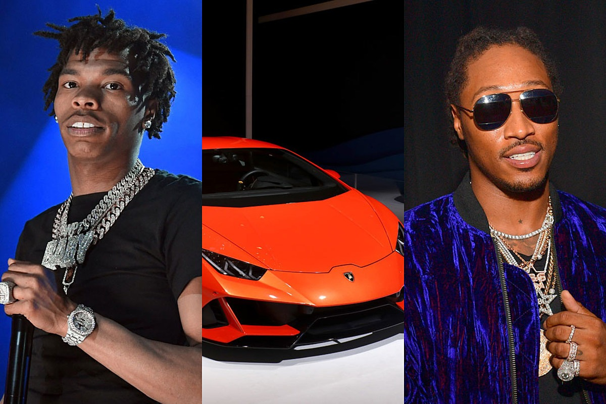 These Rappers Are Obsessed With Lamborghinis and Have the Lyrics to Prove It